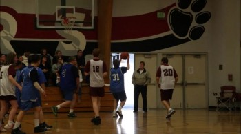 Special Olympics Basketball 2013