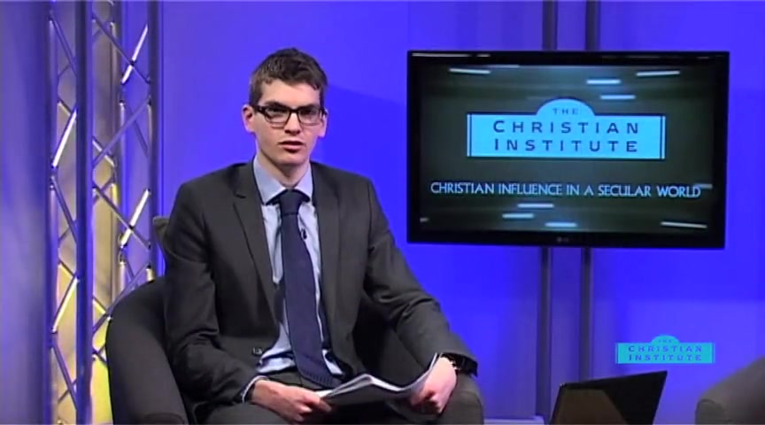 News Bulletin 12 April 2013 -- The Christian Institute
