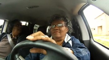 76 Year-Old Woman Drives Down Dangerous Crime Ridden Street Praying