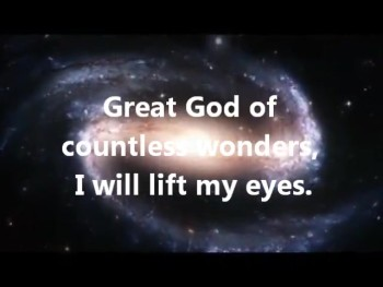 Chris Tomlin Countless Wonders lyrics video