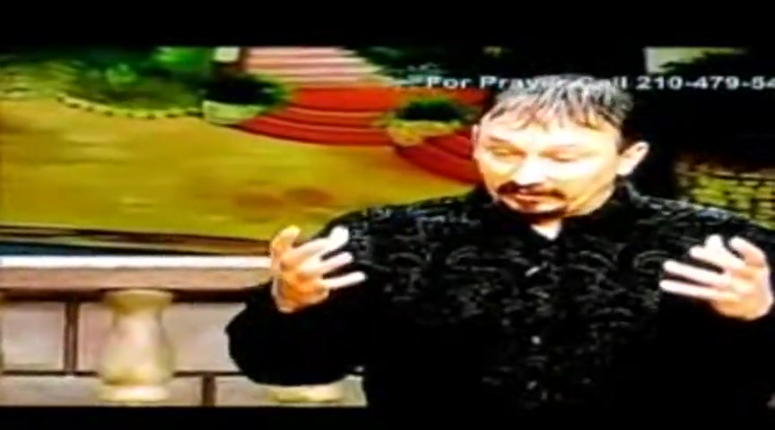 Power of Prayer Pastor Oscar Garcia TBN Interview