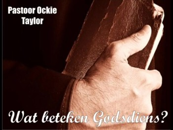 Soteria - Wat beteken Godsdiens