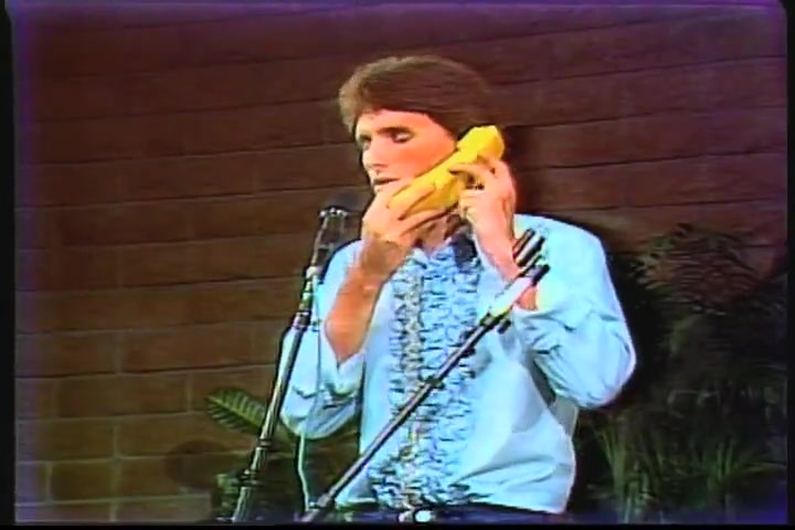 Mitch & Allen Live (1983) - Phone Calls, Part 1