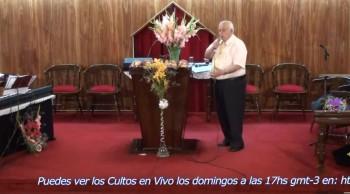 Alcanzando victoria mediante la Fe. Pastor Walter Garcia. 31-03-2013