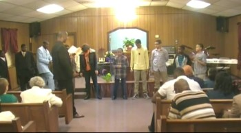 Teens Reciting All 66 Books of the Bible in Sunday School Review April 7, 2013