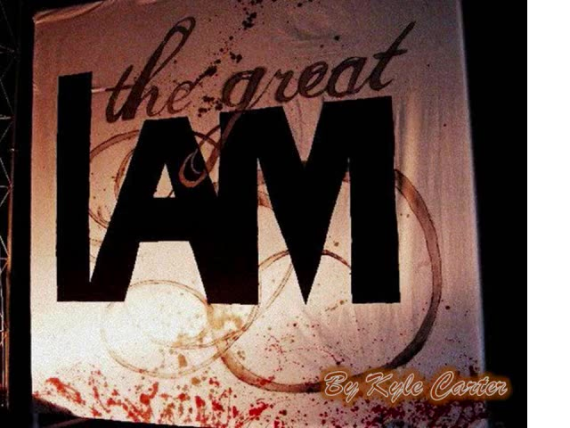 The Great I AM Cover