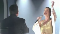 Country Music Star from Sugarland Sings Breathtaking Duet of How Great Thou Art - CHILLS!