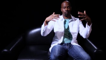 Comedian Michael Jr. on Being a Dad