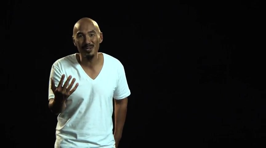 Jesus was as black and white as you get. -Francis Chan