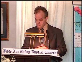 "BFTBC – Hosea 14:1-9 – ""Waling in God's Ways""  – Daniel S. Waite"