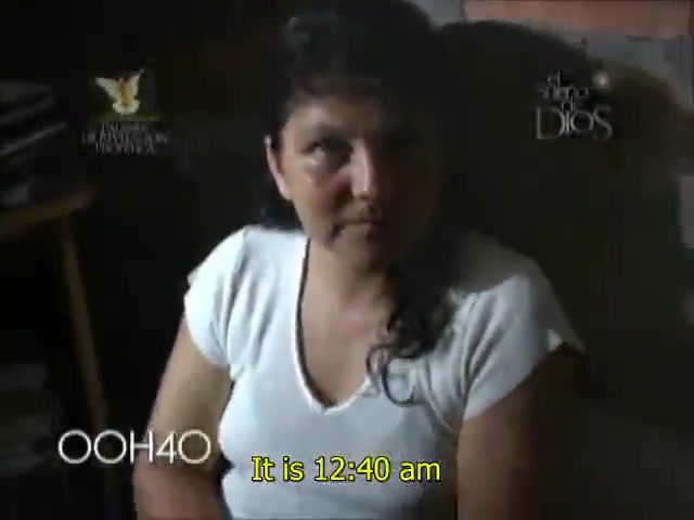 Angelica Zambrano's 2nd Experience in Heaven and Hell, Prepare to Meet Your God (Eng.Subtitles)