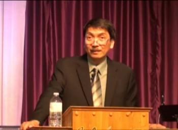 Pastor Preaching - April 21, 2013