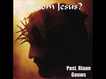 Soteria - Hoekom Jesus