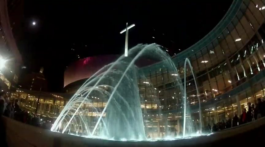 First Baptist Dallas' Campus Opening