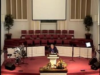 4-21-13 AM Sermon