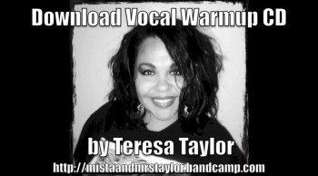 Vocal Warmups by Teresa Taylor