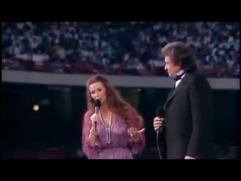 Johnny Cash & June Carter Cash - The Old Rugged Cross