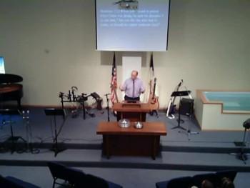 April 28, 2013 Worship Service