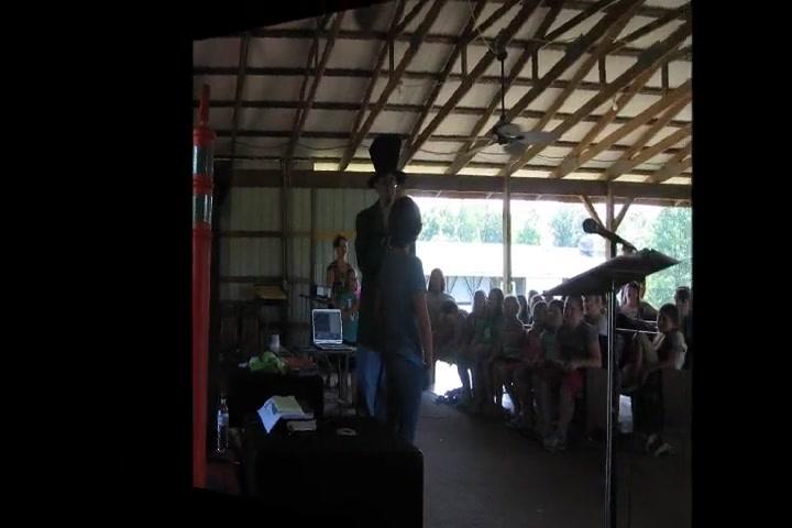 Singing Hills Jr. Youth Camp 2013 Promo