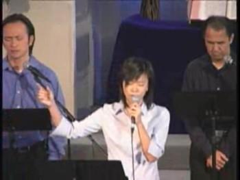 願你崇高;有一位神 獻上活祭 2006年10月22日
