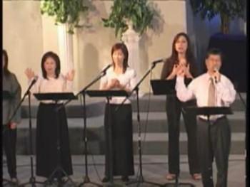 耶和華神已掌權;神的聖靈;耶穌我愛你 2006年10月29日