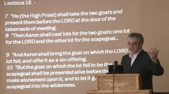THE CROSS AND 14 SIGNS (Matt. 27:45-53)