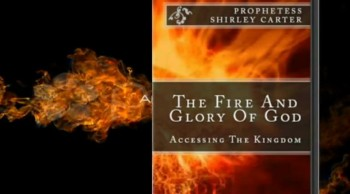 THE FIRE AND GLORY OF GOD - BOOK