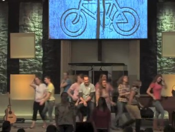 Happy Day Flash Mob - CrossWaves Ministry