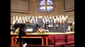 "Carolina Youth Chorale Sings ""This Is My Love"" By Dr. William Albert Dailey"