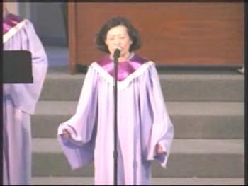 祂是耶和華; 時刻有你; 你是信實的上帝 2007年11月11日