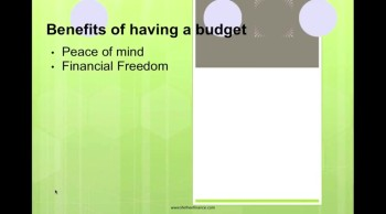 01 Creating a Budget - My Financial Playground by lifethenfinance.com