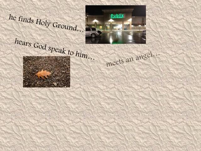 Going Nuts by Rev. David W. Jones
