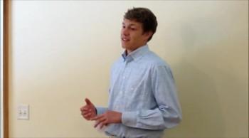 Nathan Ahrendt Persuasive Speech