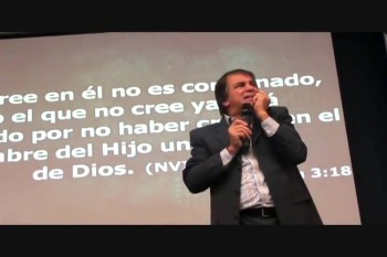 Pr.Paulo Carvalho. Salvacion por la gracia