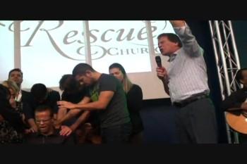 Primeira Igreja Resgate no Brasil