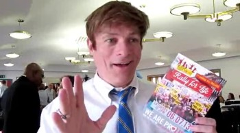 Michael Voris promotes the summer pro life rally in Ireland