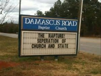 Damascus Destroyed Rapture Great Tribulation 2013