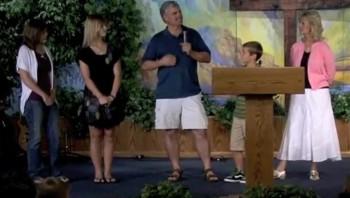 Bergh Family Testimony 2010
