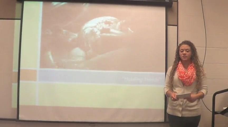 Johannah Christensen's Persuasive speech