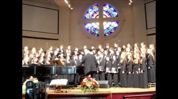 "Carolina Youth Chorale Sings ""Fly Me to the Moon"""