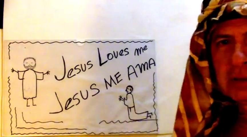Kids Biblical Spanish  Jesus Loves You