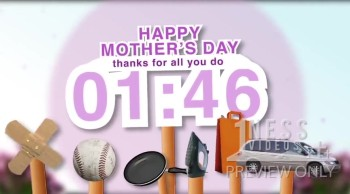 Fun Mother's Day Church Countdown Video - Oneness Videos