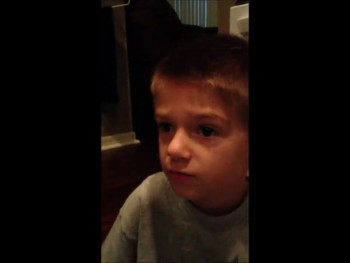 4 Year Old Teaches Us How to Love
