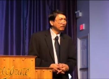 Pastor Preaching - May 05, 2013