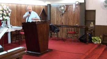 Guiados por Dios para Bendecir al prógimo. Pastor Walter Garcia 28-04-2013