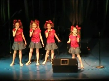 Little Girl's Performance of Oh Happy Day Will Melt Your Heart!
