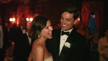 Groom Shocked His Bride With an Awesome First Dance Surprise