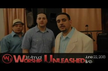 JS Levites Musicians invite to Worship Unleashed 2013