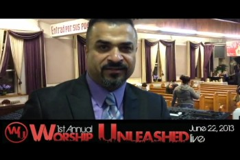 "William ""Papito"" Sanabria Jr. Invites You To Worship Unleashed"
