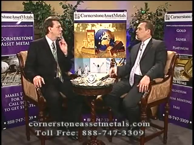 The Wealth Transfer w/Terry Sacka: Inflation and your Savings 1-17-2013